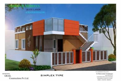 600 sqft, 1 bhk Villa in 2A Hollyhock Electronic City Phase 1, Bangalore at Rs. 17.1150 Lacs