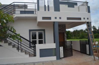 1000 sqft, 2 bhk IndependentHouse in Builder Project Dattagalli, Mysore at Rs. 65.0000 Lacs