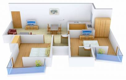 925 sqft, 2 bhk Apartment in Delhi Delhi Gate Chhawla, Delhi at Rs. 34.6800 Lacs