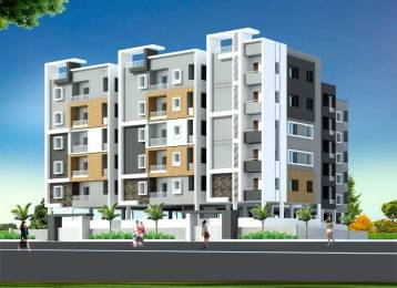 1166 sqft, 2 bhk Apartment in Builder Sai Anusha Heights Kukatpally, Hyderabad at Rs. 55.0000 Lacs