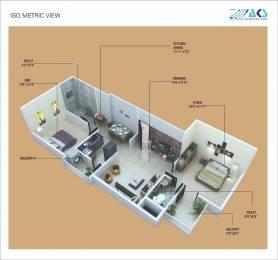 975 sqft, 2 bhk Apartment in Builder Project Narendra Nagar, Nagpur at Rs. 30.0000 Lacs