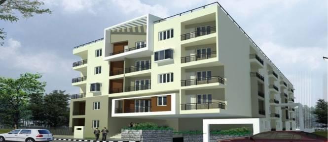 1480 sqft, 3 bhk Apartment in Builder Sri Paravata paragnya Kadugodi, Bangalore at Rs. 56.2400 Lacs