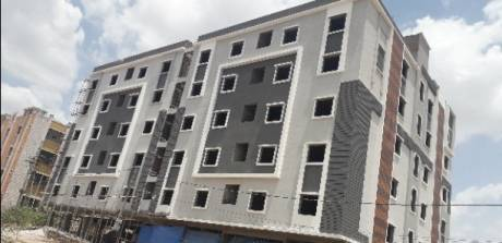 1100 sqft, 2 bhk Apartment in Builder Project Mallampet, Hyderabad at Rs. 37.2000 Lacs