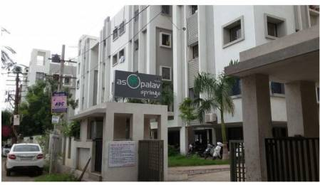 1250 sqft, 3 bhk Apartment in Builder Asopalav Spring kalawad road, Rajkot at Rs. 70.0000 Lacs