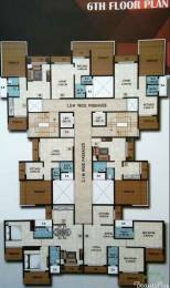 640 sqft, 1 bhk Apartment in Ashiana Pratik Pride Karanjade, Mumbai at Rs. 6500