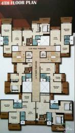 577 sqft, 2 bhk Apartment in Skyline Corner Karanjade, Mumbai at Rs. 11000