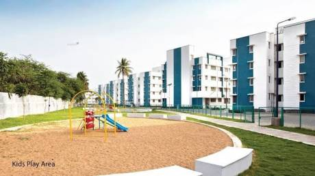 1062 sqft, 3 bhk Apartment in Builder Project Pudupakkam, Chennai at Rs. 40.0000 Lacs