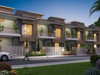 1375 sqft, 3 bhk Villa in Laxmi Group Raipur Shri Krishna Vatika Shankar Nagar, Raipur at Rs. 54.2500 Lacs
