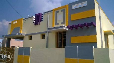 1200 sqft, 2 bhk Villa in Builder Project Woraiyur, Trichy at Rs. 25.0000 Lacs