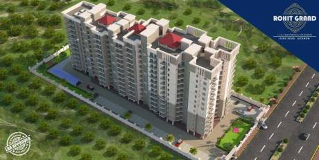 610 sqft, 1 bhk Apartment in Rohit Grand Jankipuram, Lucknow at Rs. 18.3000 Lacs
