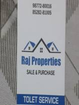 Raj properties