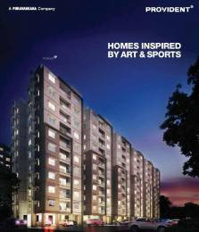 610 sqft, 1 bhk Apartment in Provident Kenworth Rajendra Nagar, Hyderabad at Rs. 35.0000 Lacs