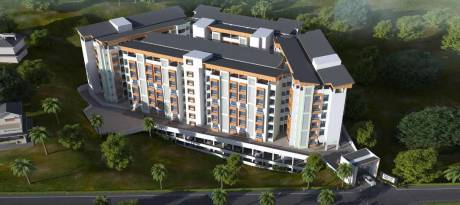 770 sqft, 1 bhk Apartment in Land Habitat One54 Derebail, Mangalore at Rs. 30.8000 Lacs
