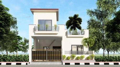 1000 sqft, 2 bhk IndependentHouse in Builder Classic Green City Lucknow Faizabad Road, Barabanki at Rs. 18.0000 Lacs