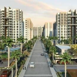 1350 sqft, 3 bhk Apartment in Jaikumar Parksyde Homes Phase 4A Hanuman Nagar, Nashik at Rs. 14000