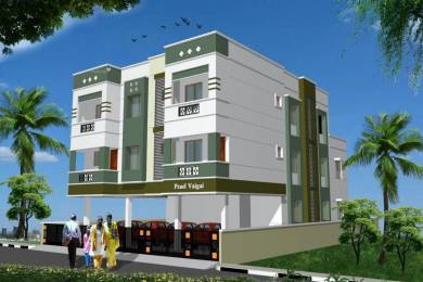 1400 sqft, 3 bhk Apartment in Builder Vadapalani appartments Vadapalani, Chennai at Rs. 1.6000 Cr