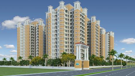 1050 sqft, 2 bhk Apartment in Builder Prideville Near Jewar Airport At Yamuna Expressway, Greater Noida at Rs. 55.1250 Lacs