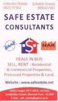 Safe Estate Consultant