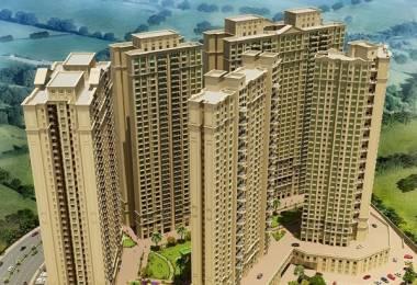 750 sqft, 2 bhk Apartment in Builder Hiranandani Fortune City new Panvel navi mumbai, Mumbai at Rs. 1.1000 Cr