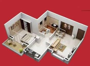 638 sqft, 1 bhk Apartment in BramhaCorp Avenue Kondhwa, Pune at Rs. 17000