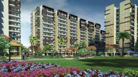 1580 sqft, 3 bhk Apartment in Builder HIGHLAND PARK Highland Marg, Chandigarh at Rs. 52.9013 Lacs