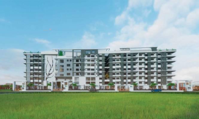 1460 sqft, 3 bhk Apartment in Builder Belani Zest Newtown New Town, Kolkata at Rs. 59.8600 Lacs