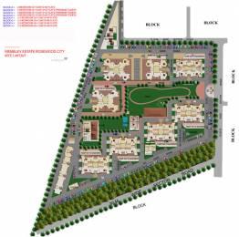 1040 sqft, 2 bhk Apartment in Eros Wimbley Estate Sector 49, Gurgaon at Rs. 32000