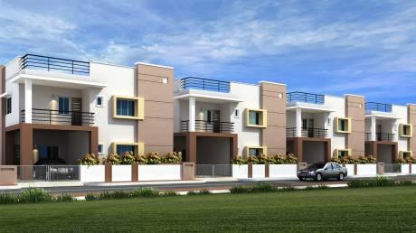 1368 sqft, 3 bhk Villa in Builder Project Beeramguda Road, Hyderabad at Rs. 59.6000 Lacs
