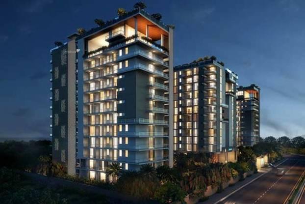 2641 sqft, 3 bhk Apartment in FS The Crest Durgapura, Jaipur at Rs. 2.3769 Cr