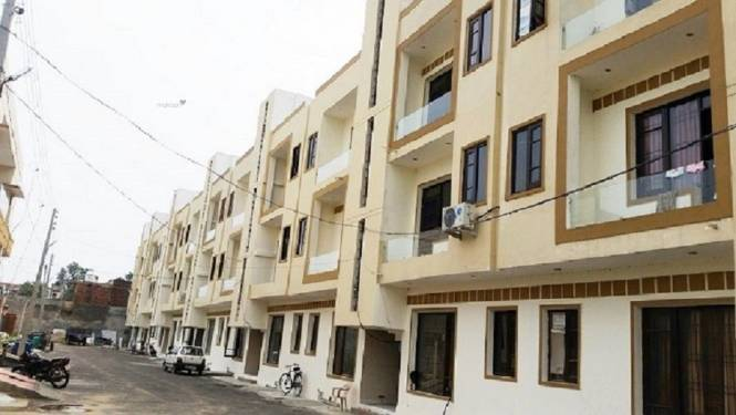 800 sqft, 2 bhk Apartment in Builder palli hill Jalandhar Bypass Road, Jalandhar at Rs. 12.9000 Lacs