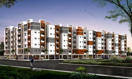 661 sqft, 1 bhk Apartment in Sai Brundavanam Telaprolu, Vijayawada at Rs. 16.5000 Lacs