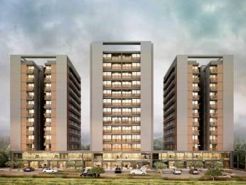 1737 sqft, 3 bhk Apartment in Desai Anand Sapphire Gota, Ahmedabad at Rs. 71.5000 Lacs