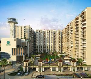852 sqft, 2 bhk Apartment in Anukampa Platina Terraces Mansarovar, Jaipur at Rs. 35.9900 Lacs
