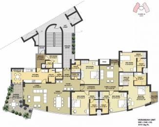 4111 sqft, 5 bhk Apartment in Pioneer Presidia Sector 62, Gurgaon at Rs. 4.0000 Cr