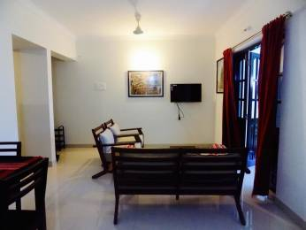 1292 sqft, 2 bhk Apartment in Builder Project Candolim, Goa at Rs. 35000