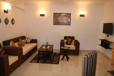 600 sqft, 1 bhk Apartment in Builder Project Anjuna, Goa at Rs. 35000