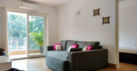 600 sqft, 1 bhk Apartment in Builder Project Arpora, Goa at Rs. 30000