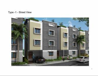 2450 sqft, 3 bhk Villa in Builder 3 BR Independent Villas For Investment Assured Returns Electronic City Phase 2, Bangalore at Rs. 1.3500 Cr