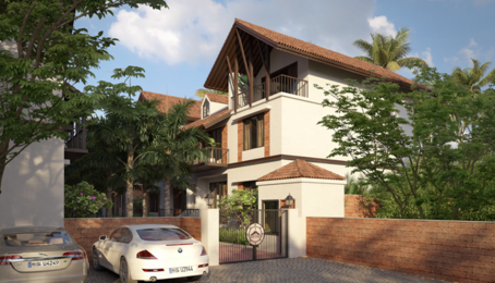 1240 sqft, 2 bhk Apartment in Builder PRE LAUNCH 2 BR FLATS JUST BY RIVER Siolim, Goa at Rs. 1.4100 Cr