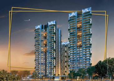 2124 sqft, 3 bhk Apartment in County IVY County Sector 75, Noida at Rs. 1.1300 Cr