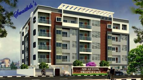 1360 sqft, 3 bhk Apartment in Builder Swasthik Global Naveen Uttarahalli Main Road, Bangalore at Rs. 65.2800 Lacs