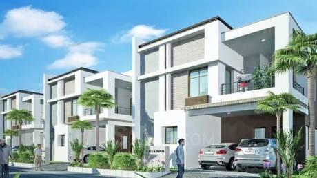 2561 sqft, 3 bhk Villa in Incor Divino Nallagandla Gachibowli, Hyderabad at Rs. 1.7000 Cr