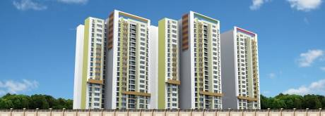 915 sqft, 2 bhk Apartment in 3C Lotus Zing Sector 168, Noida at Rs. 38.0000 Lacs