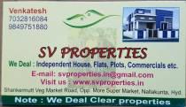 SV Properties
