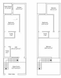 800 sqft, 2 bhk IndependentHouse in Builder Lohia Road Kohka, Durg at Rs. 20.5000 Lacs
