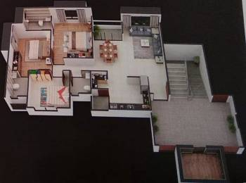 1850 sqft, 3 bhk Apartment in Sankalp Shreeji Sankalp Motera, Ahmedabad at Rs. 85.0000 Lacs