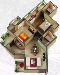 965 sqft, 2 bhk Apartment in Amaatra Homes Sector 10 Noida Extension, Greater Noida at Rs. 30.0000 Lacs