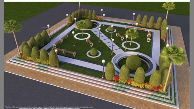 880 sqft, 2 bhk Apartment in Builder golden palms Vijay Nagar, Indore at Rs. 22.0000 Lacs
