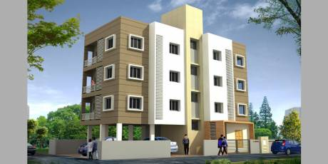 1286 sqft, 3 bhk Apartment in Builder Radhika Rekha Sadan Bariatu, Ranchi at Rs. 44.1520 Lacs
