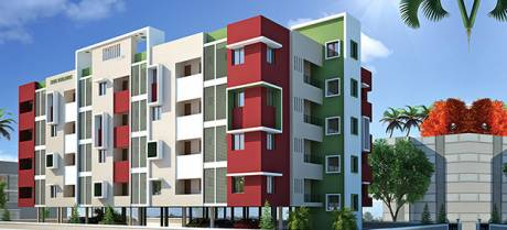 1105 sqft, 3 bhk Apartment in Builder Project Bariatu, Ranchi at Rs. 15000